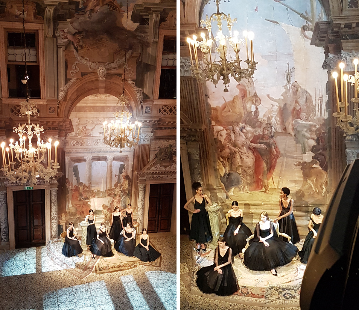 RL, CSP, CSE Piano Gestione Emergenze  Emergency Response Plan – Christian Dior fashion show, Nexa, Palazzo Labia,Venice 2019