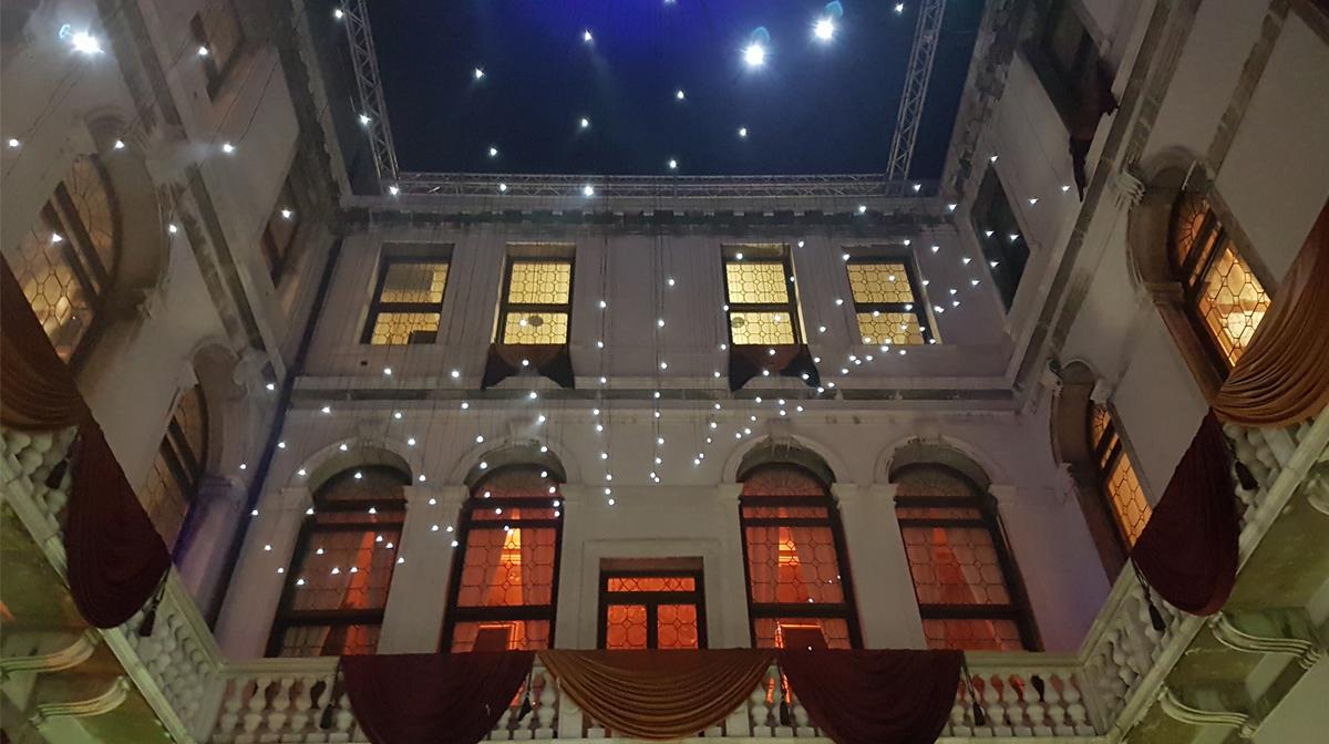 RL, CSP, CSE Piano Gestione Emergenze ERP Emergency Response Plan  – Tiepolo Ball, Christian Dior – Venetian Heritage, Palazzo Labia, Venezia 2019