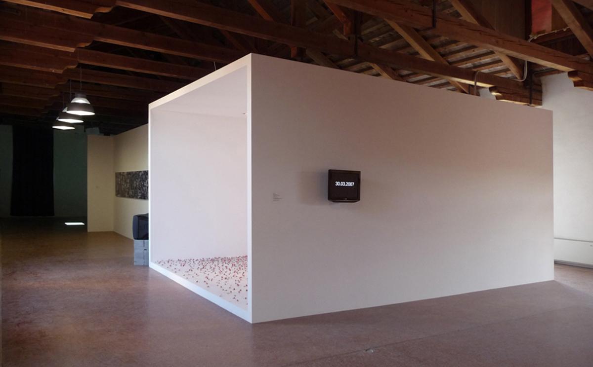 "Staging design ""Palestine c/o Venice"" Venice Art Biennale, 2009"