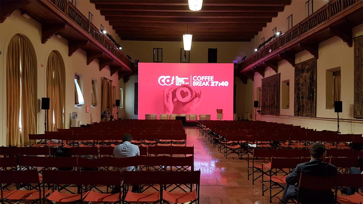 RL, CSP, CSE Piano Gestione Emergenze ERP Emergency Response Plan  – GVST Roma, XIX IWC Event Fondazione Giorgio Cini, Venezia 2019