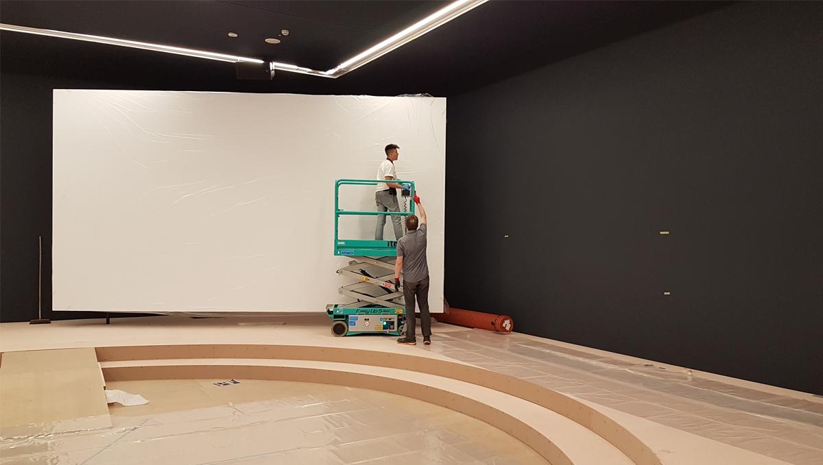 RL, CSP, CSE – Australia National Pavilion, Venice Art Biennale, 2019