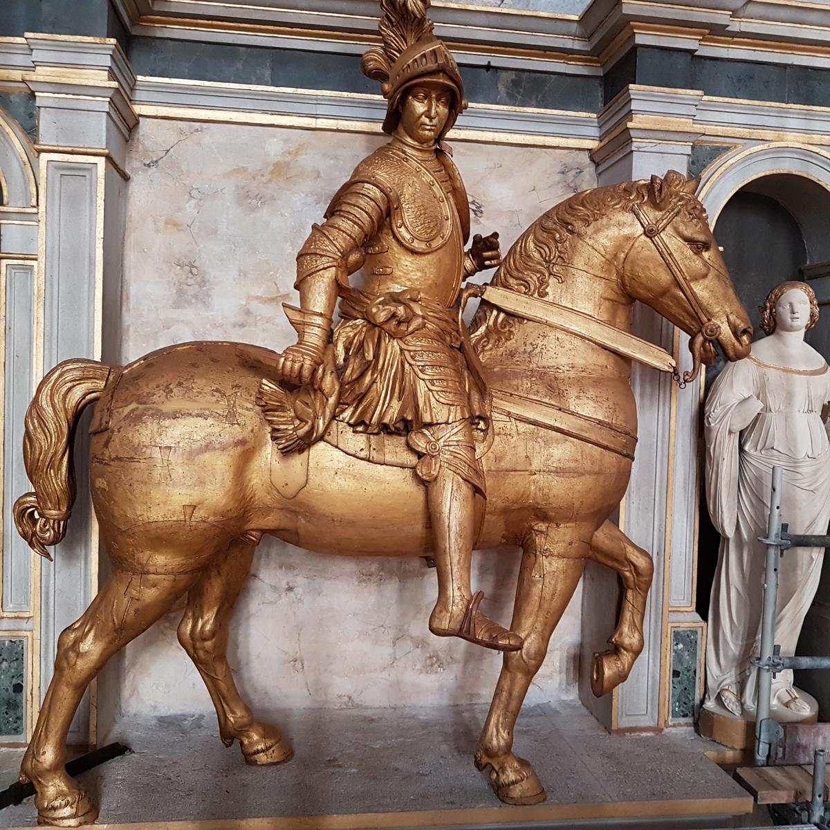RL, CSP, CSE, DL – Restauro Monumento Orsini, Chiesa SS. Giovanni e Paolo, Venetian Heritage, Venezia, 2016