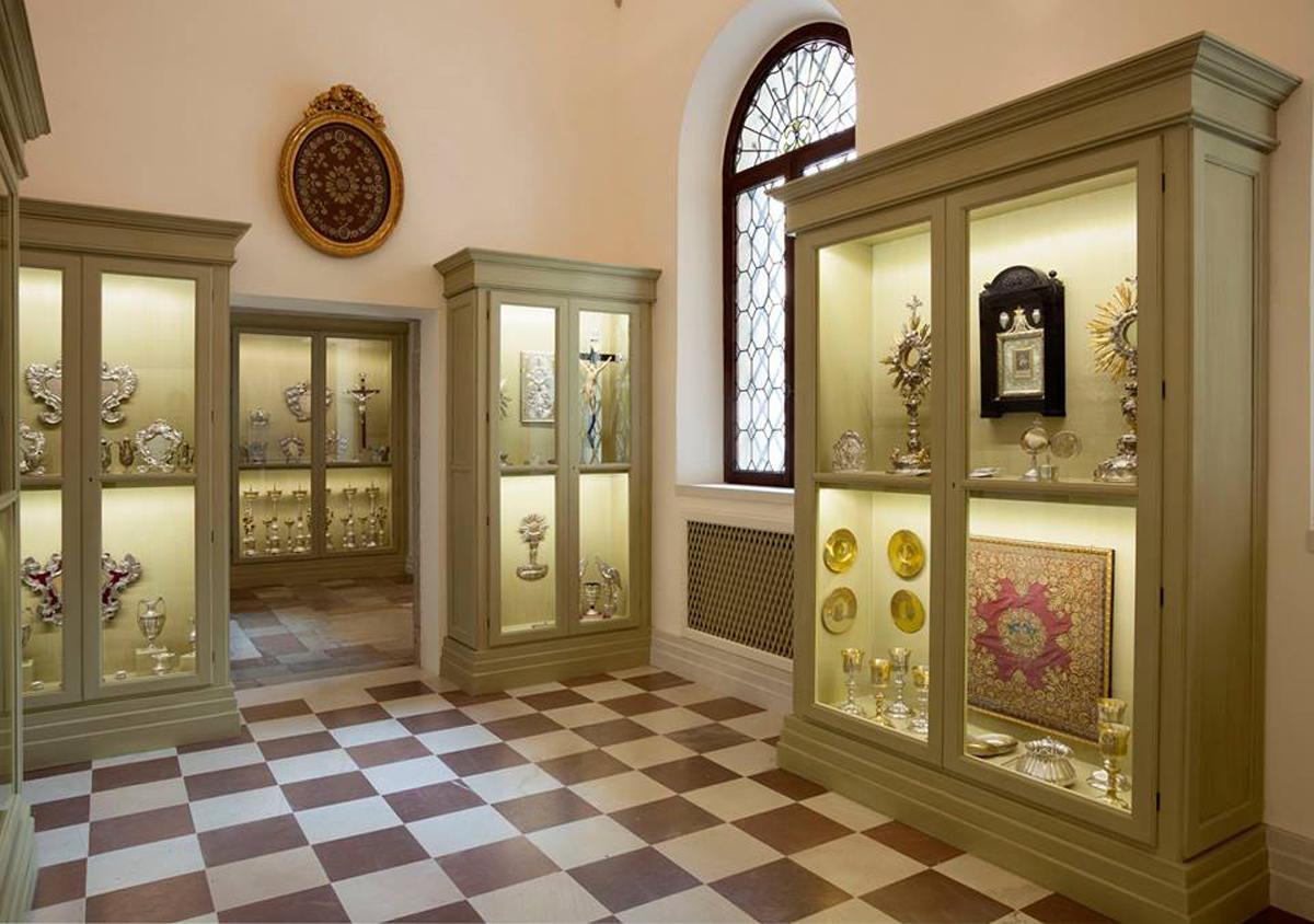 RL, CSP, CSE, DL – Venetian Heritage, Museo del Tesoro / Treasure Museum Chiesa di S. Salvador, Venezia, 2010
