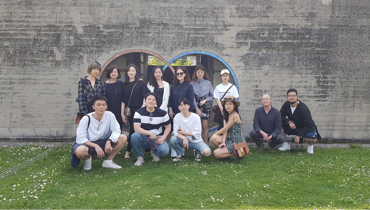 """SVA School of Visual Art, """"on Carlo Scarpa, in Venice and the Tomba Brion"""", Venezia, 2019"""